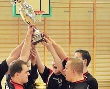 1. miejsce KS Traugutt w lidze siatkowej!