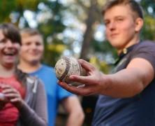 Wakacje dla dzieci z Wesołówki | Szymbark, minigolf i baseball