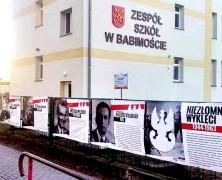 Niezłomni Wyklęci 1944-63 w Babimoście