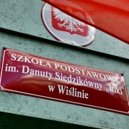 """Szkoła im. Danuty Siedzikówny ps. """"Inka"""" w Wiślinie"""