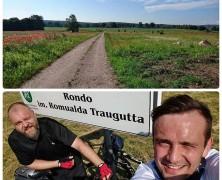 Rajd rowerowy | wyznaczanie trasy