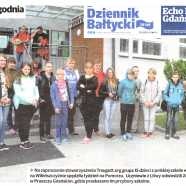 Piszą o nas | Dziennik Bałtycki – wakacje