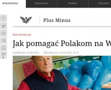 Piszą o nas | Rzeczpospolita