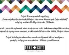 Nie jest kolorowo | konferencja na Wileńszczyźnie