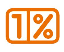 Dziękujemy! | 1%