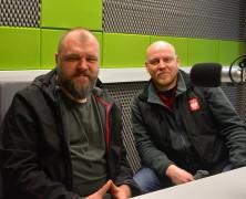 Traugutt.org w Radio Wilno