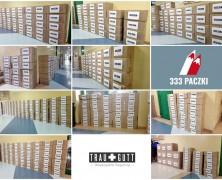 Pakowanie darów | Nie jest kolorowo
