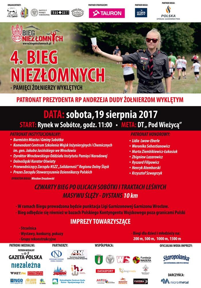 biegniezlomnych2017-plakat