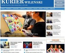 Piszą o nas | Kurier Wileński