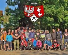 2. Historyczny Rajd Rowerowy Polacy Gdańskich Wyżyn 2017