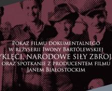Pokaz filmu dokumentalnego