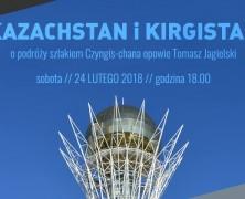 Spotkanie podróżnicze | Kazachstan i Kirgistan
