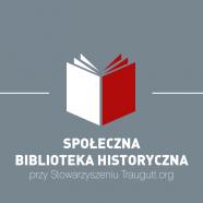 Społeczna Biblioteka Historyczna w Pruszczu Gd.
