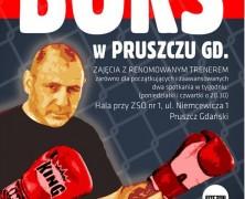 Zajęcia bokserskie w Pruszczu Gd.
