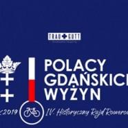 4. Historyczny Rajd Rowerowy Polacy Gdańskich Wyżyn
