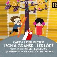 Gdańsk – kwesta na rzecz akcji Nie jest kolorowo