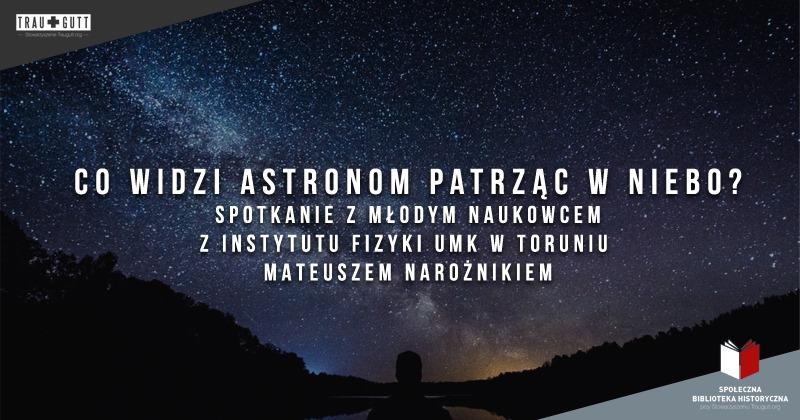 astronom-tlo